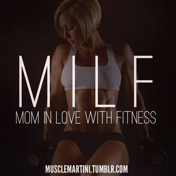 MOMS IN LOVE WITH FITNESS
